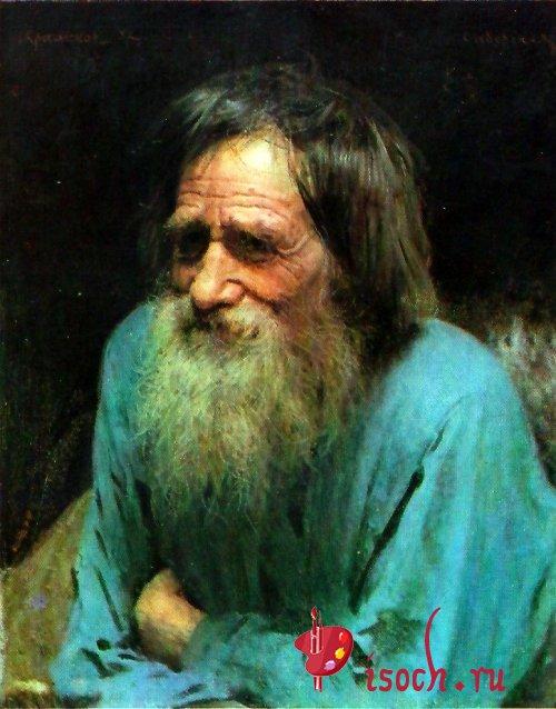 Картина И.Н. Крамского «Мина Моисеев»