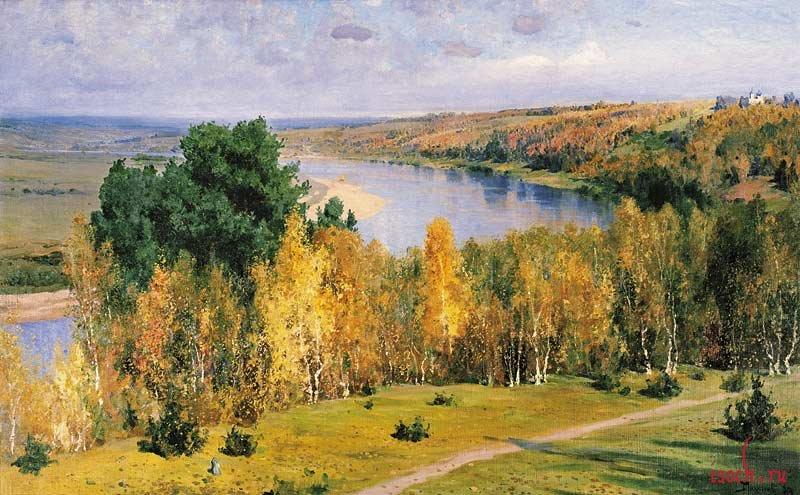 Картина В.Д. Поленова
