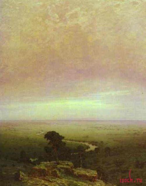 Картина А.И. Куинджи «Север»