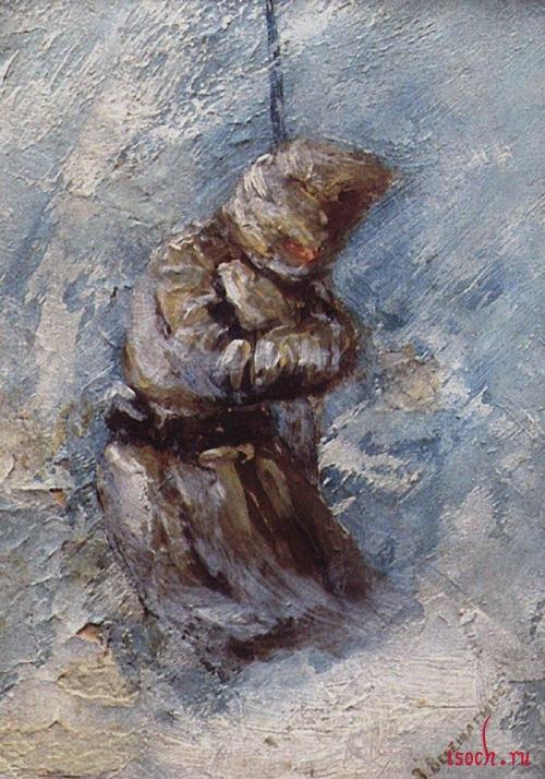 Картина В.В. Верещагина «На Шипке все спокойно!»
