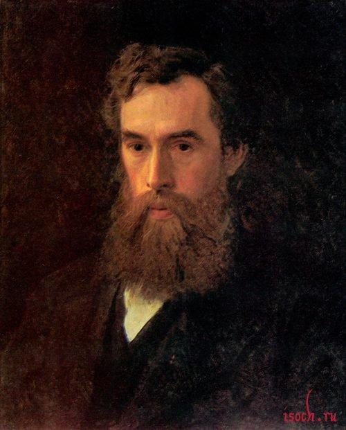 Картина И.Н. Крамского «Портрет П.М. Третьякова»