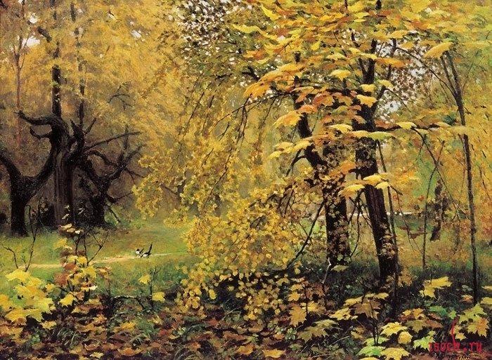 Картина И.С. Остроухова